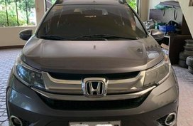 Grey Honda BR-V 2017 for sale in Biñan