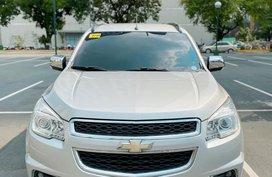 White Chevrolet Trailblazer for sale in Manila