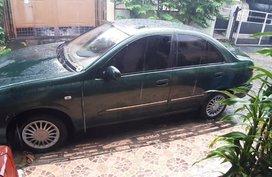 Black 2001 Nissan Sentra Exalta in Manila