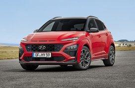 Not a fan of claddings? 2021 Hyundai Kona N Line drops those for global debut
