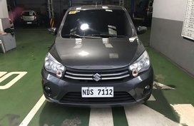 Grey Suzuki Celerio 2016 for sale in Caloocan City