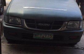Green Isuzu Fuego 2001 for sale in North Bay Boulevard