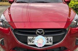 Sell Red 2018 Mazda 2 in Manila