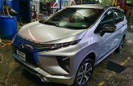 Sell Silver 2019 Mitsubishi Xpander in Karuhatan