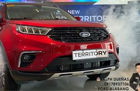Red Ford Territory for sale in Manila