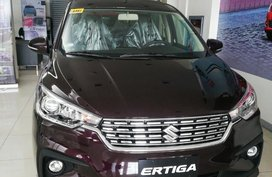 Black Suzuki Ertiga for sale in Quezon City