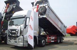 2019 Isuzu Giga CYH QL5400GXFW2VCHY Dump Truck Tipper 8x4 12 wheeler