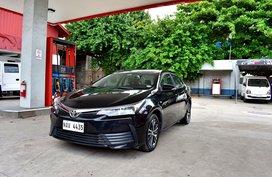 2017 Toyota Altis 1.6E MT 568t Negotiable Batangas Area