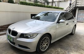 Silver BMW 320I 2006 for sale in Manila