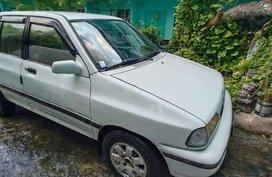 Selling White Kia Pride Wagon in Mandaluyong