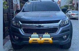Grey Chevrolet Trailblazer for sale in Manila