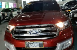Ford Everest Titanium 2017