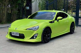 2015 Toyota Gt 86 Coupe