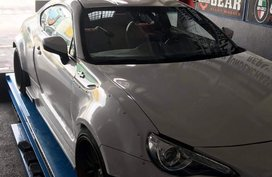 Silver Toyota 86 for sale in Manila