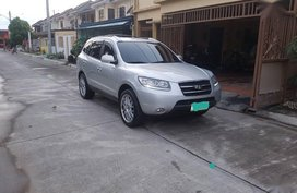 Silver Hyundai Santa Fe for sale in Imus