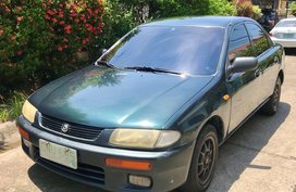 Blue Mazda Familia for sale in Muntinlupa
