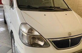 Sell White Nissan Serena in Antipolo