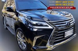 2018 LEXUS 570 BULLETPROOF INKAS ARMORED