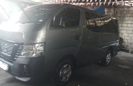 2018 Nissan NV350 Urvan Manual