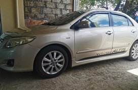 For Sale Only Toyota Altis 1.6 V Matic 2008 2009 aquired