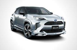 2021 Toyota Yaris Cross looks a lot better with Modellista body kits