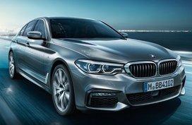 BMW 5 Series Luxury 2.0 520i