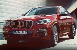 BMW X4 M Competition 3.0 AT
