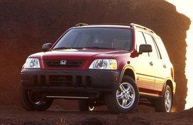 A short history of the Honda CR-V