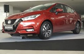 Here's the 2021 Nissan Almera, now in Malaysia with turbocharged engine