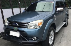 2014 Ford Everest AT 4x2