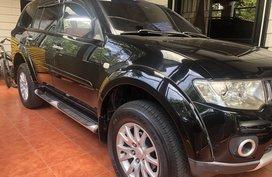 Mitsubishi Montero Sport GLS 2WD 2.4 AT Black