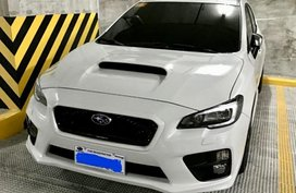 Sell Pearl White 2017 Subaru WRX in Parañaque