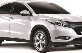 White Honda HR-V 2015 for sale in Manila