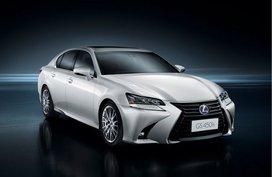 Lexus GS 450h 3.5 AT
