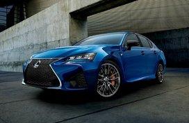 Lexus GS F 5.0 AT