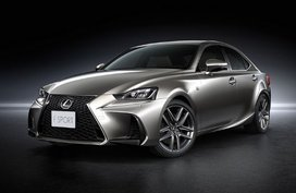 Lexus IS F Sport 350 3.5 AT