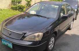 Black Nissan Sentra for sale in Esteban Abada
