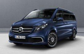 Mercedes-Benz V-Class Vito 116 CDI Tourer Base Extra Long 2.1 AT