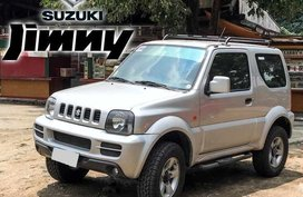 Grey Suzuki Jimny 4x4 A/T for sale