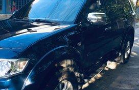 Mitsubishi Montero 2014 glsv matic