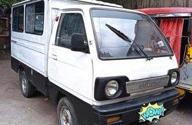 Selling Pearl White Suzuki Multicab 2004 in Las Piñas