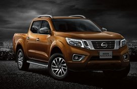 Pay as low as P11.7K monthly on a Nissan Navara for 5 years this month