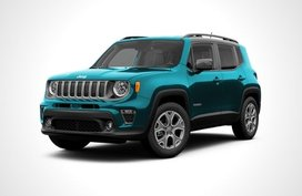 Jeep Renegade Limited 1.4 FWD AT