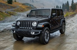 Jeep Wrangler Unlimited Sport 2.0 4x4 AT
