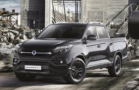SsangYong Musso Grand  2.2 4x2 AT