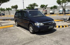 Blue Chevrolet Venture 2002 for sale in Makati City