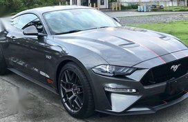 Selling Silver Ford Mustang 2018 in Makati