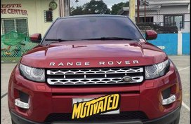 Ford Ranger RANGE ROVER EVOQUE 2015 Negotiable