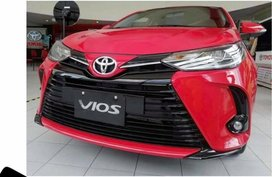 Sell Red Toyota Vios in Manila