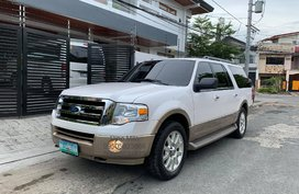 2011 Ford Expedition EL 4x4 A/T Engine - 5.4L V8 Fuel Flex